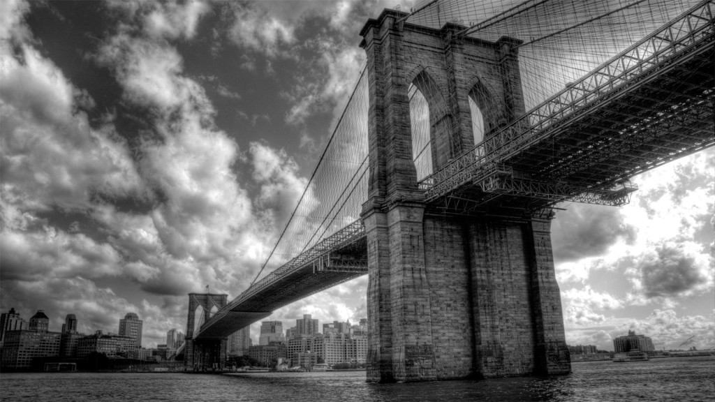 Nels Olson Brooklyn Bridge